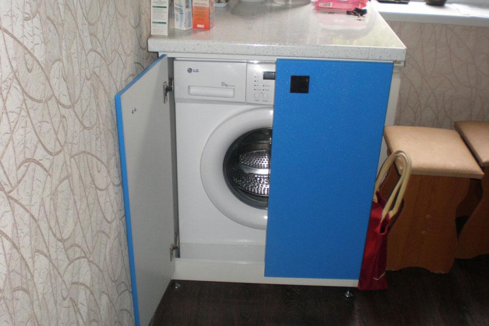 Установка стиральной машины. <br>Часть 2 - Место установки