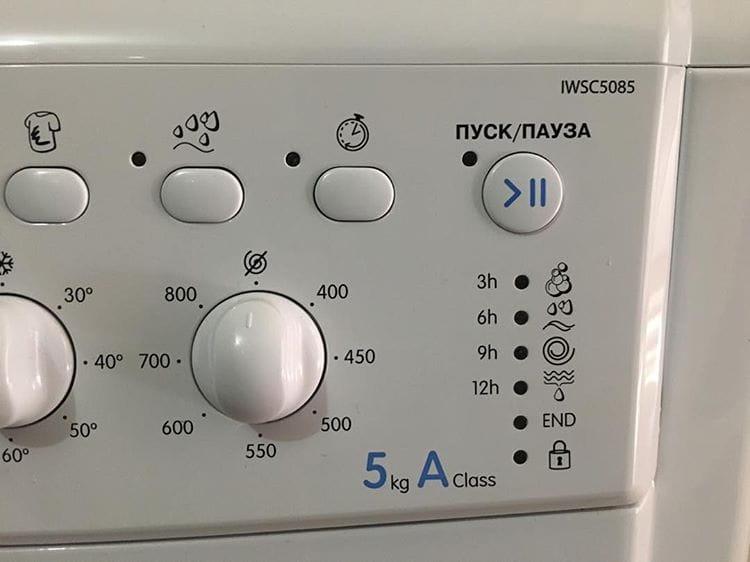 Особенности стиральных машин