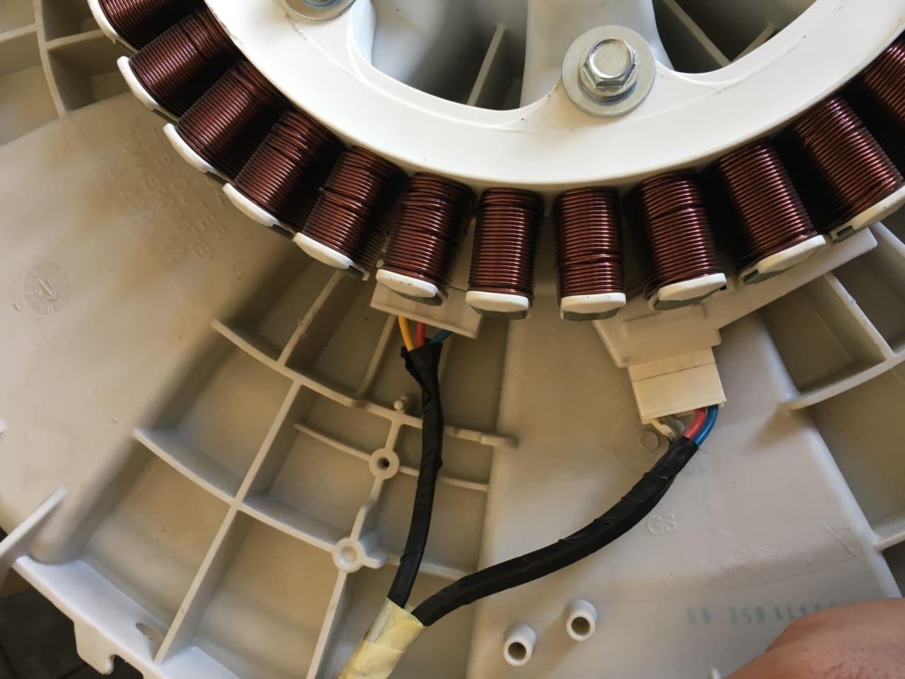 Типы двигателей для Стиральных Машин и самые распространённые поломки